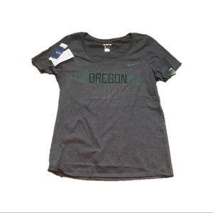 Oregon Ducks Nike Women's Sideline Shirt